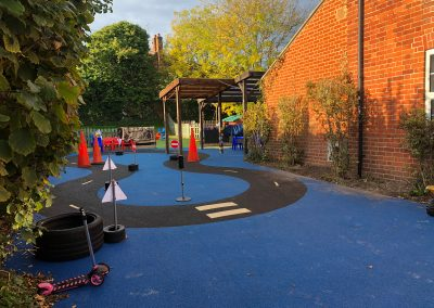 school_house_Bracknell_Berkshire_preschool_easthampstead_playground_tarmac3