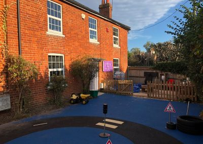 school_house_bracknell_berkshire_easthampstead_preschool_playground_tarmac1